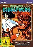Der kleine Bibelfuchs, Vol. 2  / Weitere 13 Folgen der erfolgreichen Animeserie (Pidax Animation) [2 DVDs]