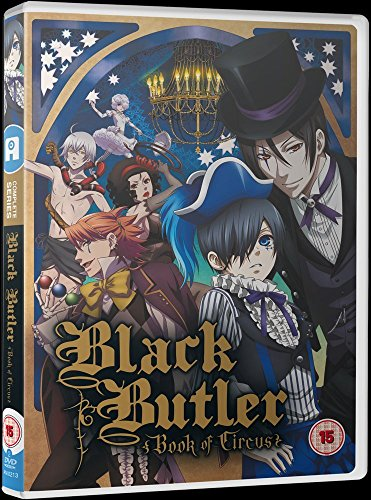 Black Butler - Season 3 DVD [UK Import]