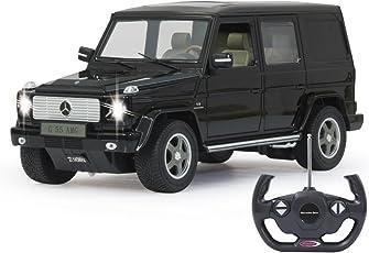 Jamara 403910 - Mercedes G55 AMG 1:14, 27 MHz, schwarz