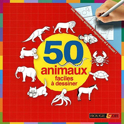 Download 50 Animaux Faciles A Dessiner Pdf Kailashila