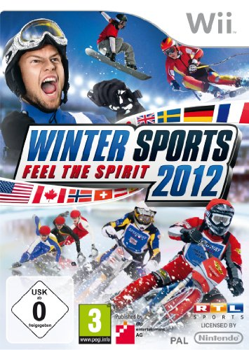 Winter-wii-spiele (Winter Sports 2012: Feel the Spirit)