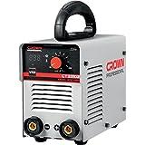 Crown CT33102 Digital Inverter Welding Machine, 180-265 Volt