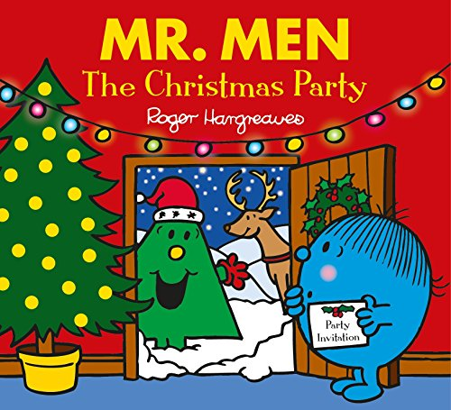 Mr. Men: The Christmas Party (Mr. Men & Little Miss Celebrations) por Adam Hargreaves