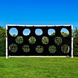Football Goal Targets - Choose Your Size! [Net World Sports]