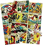 Marvel Comics Gift Wrap