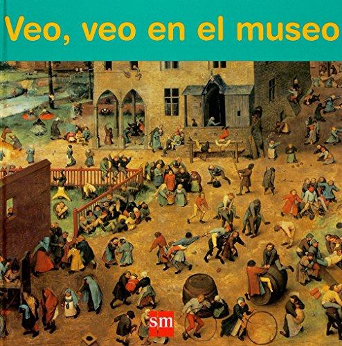 Veo, veo en el museo (Pasearte) por Judith Cressy