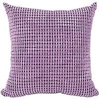 Fodera per cuscino quadrato/rettangolo solido Pinkycolor ChezMax