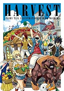 Harvest : Fairy Tail Illustrations Edition simple One-shot