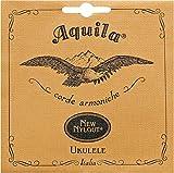 Wound Aquila Aquila 21U Ukulele Baritone 4-string set 21U, New nylgut, DGBE deep D tuning, D and G strings, string length 85 cm