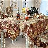 GDJVXCFV Tischdecke/Tischtuch/Nachttisch Cover/Kühlschrank Waschmaschine Tuch/Halstuch/Tisch Tuch/Sofa-Tuch-A 130 * 180cm(51x71inch)