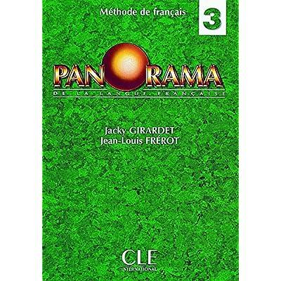 Fulk Dylan Panorama 3 Methode De Francais Le Livre De L