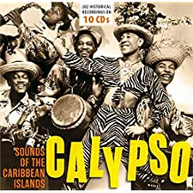Calypso - Sounds Of The Caribbean Islands      Pack 10cd