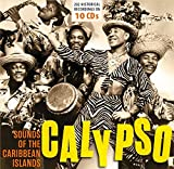 Calypso-Sounds of the Caribbean Islands/ 202 historical recordings on 10 CDs