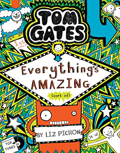 India Gate (Scholastic India Tom Gates Book #3: Everythings Amazing [Paperback] [Jan 01, 2015] Tom Gates)