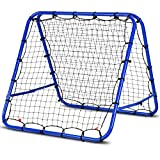 Best Soccer Rebounders - COSTWAY Football Training Net, Double Sided Football Rebounder Review