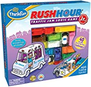 "ThinkFun Rush Hour Jr, Juego ""Traffic Jam Logic Game"""