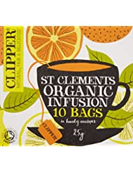 Clipper Teas - St Clements Organic Infusion - 10 Bags