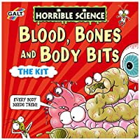 Galt Toys Horrible Science Blood, Bones and Body Bits