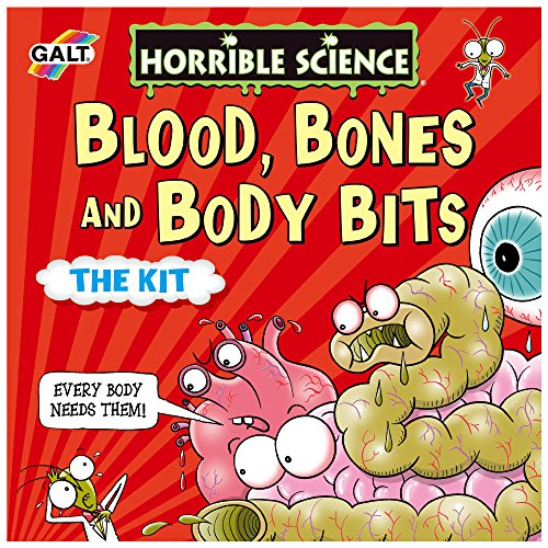 Galt Toys Horrible Science - Blood, Bones and Body Bits lowest price