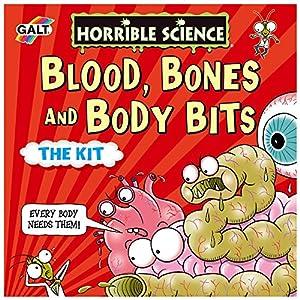 Galt Toys Juguete científico de Sangre, Huesos y Partes del Cuerpo