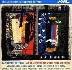 Unknown Britten (Les Illuminations / Rondo Concertant