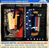 Britten : Les Illuminations. Piau, Collins, Zehetmair.
