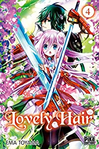 Lovely Hair Edition simple Tome 4