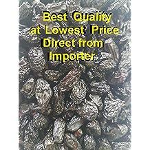 Karrotz Black Raisins With Seed - 400 Grams