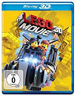 The LEGO Movie [3D Blu-ray]