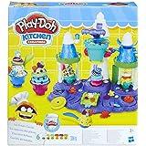 Play-Doh - Castillo de Helados, multicolor (Hasbro B5523EU6)