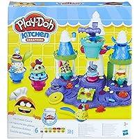 Play-Doh Castillo de Helados, Miscelanea (Hasbro B5523EU6)