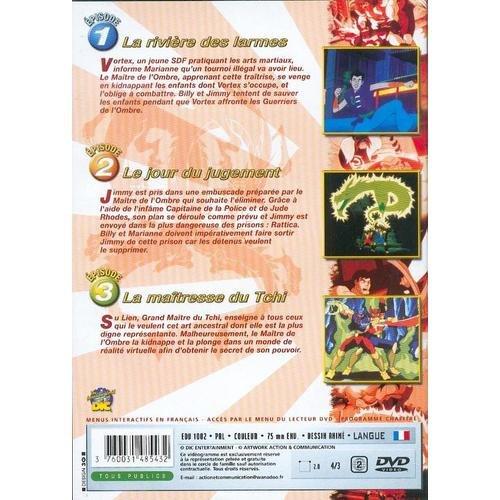 DVD DOUBLE DRAGON VOLUME 2