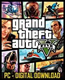 #8: Grand Theft Auto 5 (Digital Code)