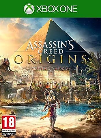Assassins Creed Xbox - Assassin's Creed Origins - Édition Standard  