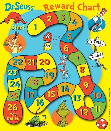 e Mini Belohnung Charts mit Aufkleber, Paket von 36(837013) (Dr. Eureka)