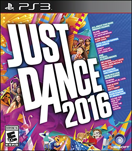 Just Dance 2016 (Dance Ps3 2015 Just)