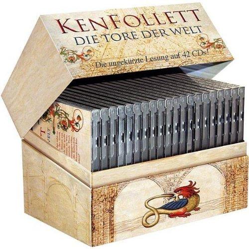 Preisvergleich Produktbild Die Tore der Welt: Deluxe-Ausgabe. 42 CDs in Geschenkbox.