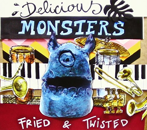 Fried & Twisted (Twisted-zip)