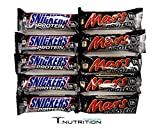 MARS & SNICKERS PROTEIN RIEGEL MIX BOX