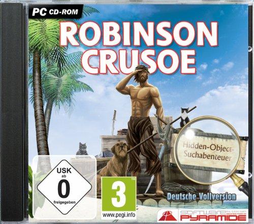 ak tronic Die Abenteuer von Robinson Crusoe [Software Pyramide]