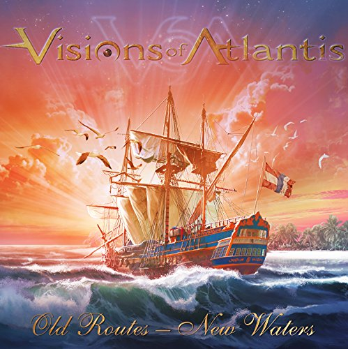 Visions of Atlantis: Old Routes-New Waters (Ep) (Audio CD)