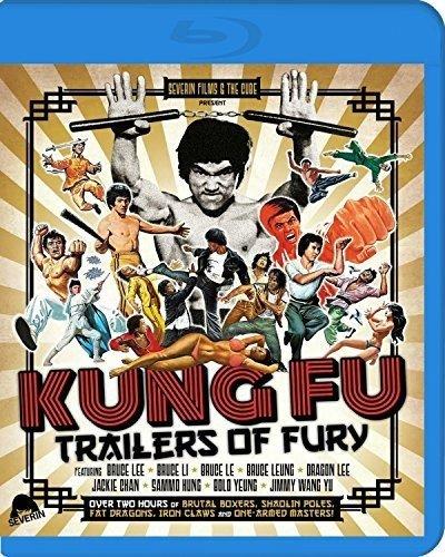Bild von Kung Fu Trailers Of Fury