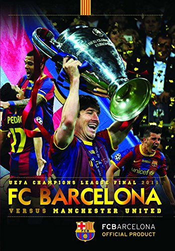 Preisvergleich Produktbild UEFA Champions League Final 2011 FC Barcelona 3 Manchester United 1 [DVD] [UK Import]