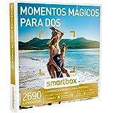 Smartbox Caja Regalo -MOMENTOS MÁGICOS PARA DOS - 2690 experiencias como escapadas, spa y masajes, cenas o actividades de aventura