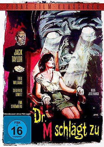 Dr. M schlägt zu - Kultige Mabuse-Verfilmung (Pidax Film-Klassiker)
