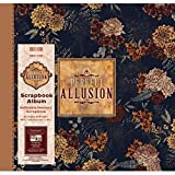 """First Edition Perfect Allusion - Floral Scrapbook Album 12""""x12"""" (Snap Load)"""