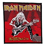 Iron Maiden - Fear Of The Dark Live [Patch/Aufnäher, Gewebt] [SP2531]