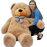 Joyfay riesen Teddybär 200cm, braun