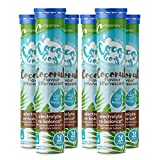 Rehydration Effervescent - Coconut Flavour for Travel and Sport, Inc. Electrolytes, B Vitamins