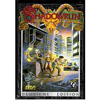 Shadowrun - Règles de base - 2ème édition en français